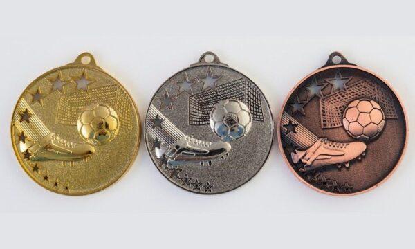 Fußballmedaillen Madrid - Pokale Kreisern - Ihr Spezialist für Fußballmedaillen