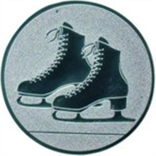 Embleme Schlittschuhe