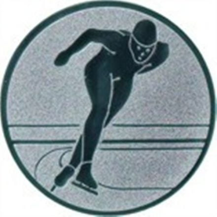 Embleme Eisschnelllauf