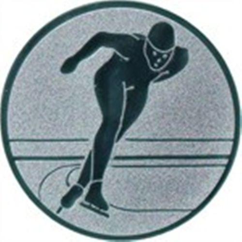 Emblem Eisschnelllauf