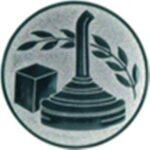 Emblem Eisstock