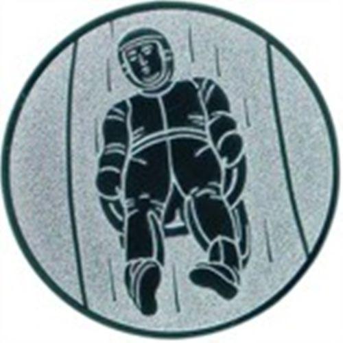 Emblem Rodeln