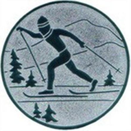 Embleme Ski-Langlauf