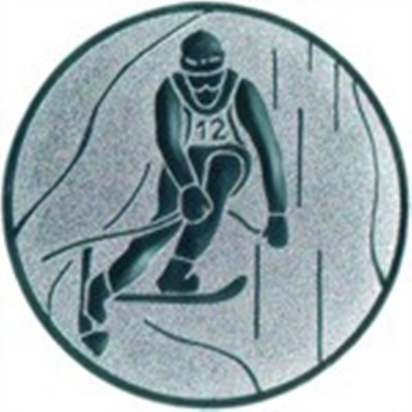 Emblem Ski-Slalom