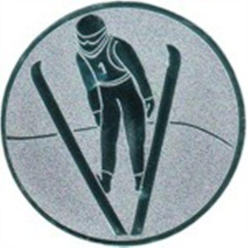 Emblem Skispringen