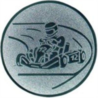 Emblem Go-Kart
