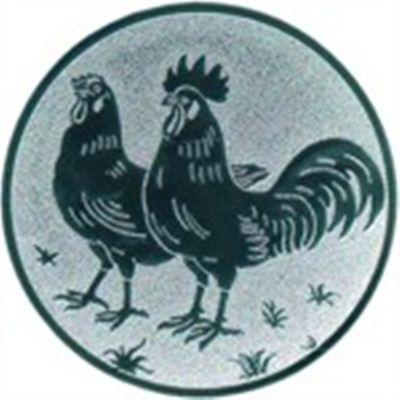 Embleme Hähne