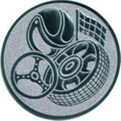 Emblem Helm - Lenkrad