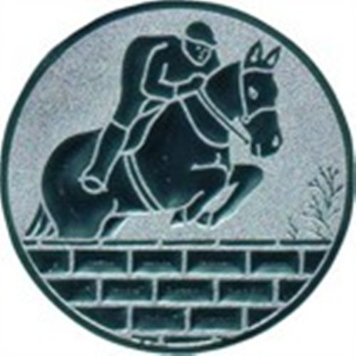 Embleme Springpferd