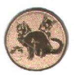 Emblem Katzen