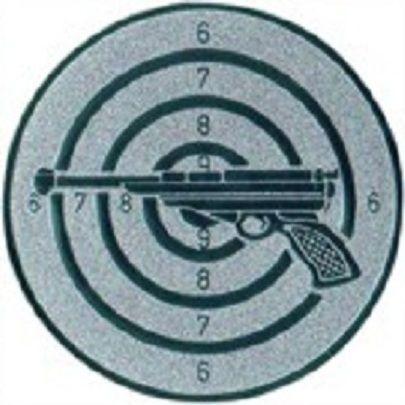 Embleme Schützen (Pistole)