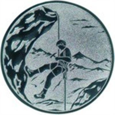 Emblem Bergsteigen