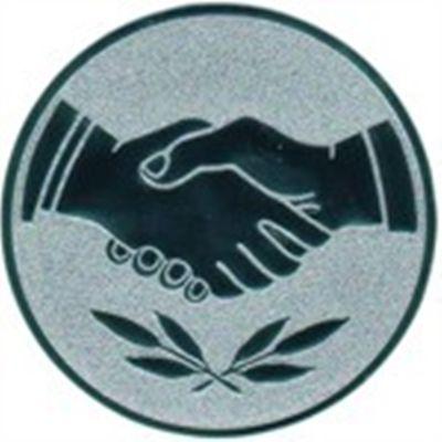 Emblem Freundschaft, Hände