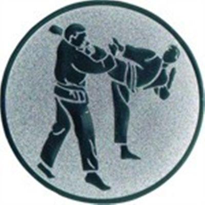 Embleme Karate