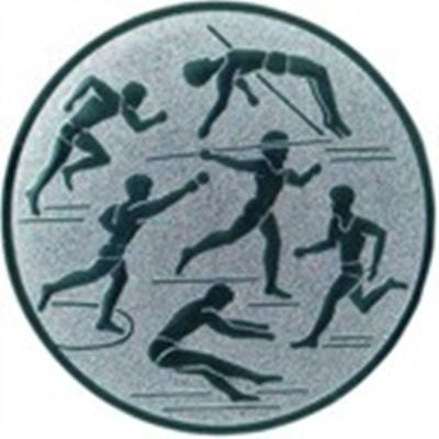 Embleme Leichtathletik