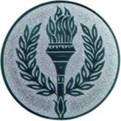 Embleme Siegesfackel