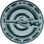 Emblem Armbrustschießen