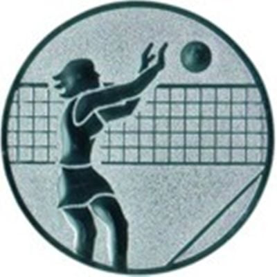 Emblem Volleyball Damen