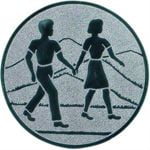 Emblem Wandern