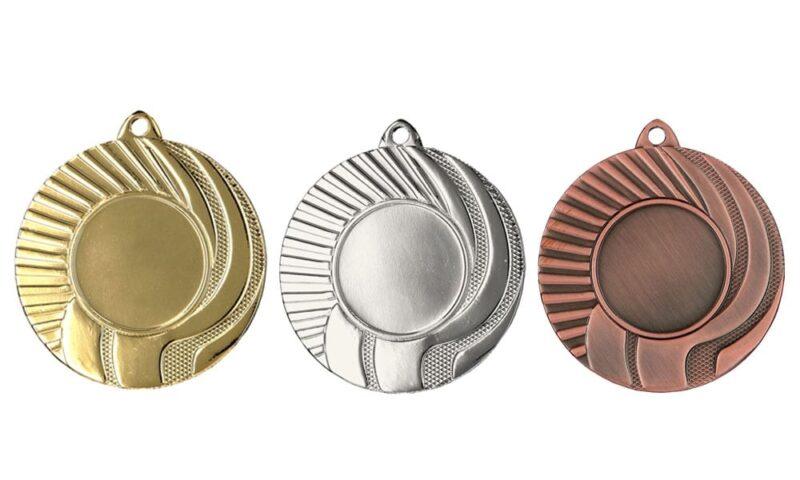 Aktionsmedaillen Graz Gold, Silber, Bronze (Glanz) 50mm