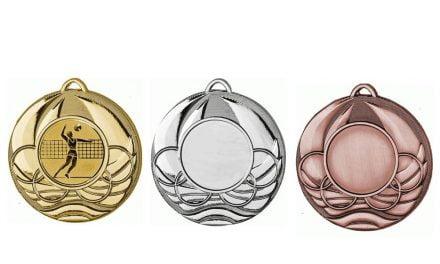 Medaillen Steiermark Gold, Silber, Bronze (Glanz) 50mm
