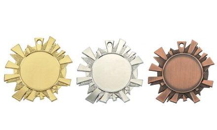 Medaillen Wien Gold, Silber, Bronze (Glanz) 45mm