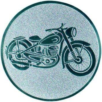 Emblem Oldtimer Motorrad