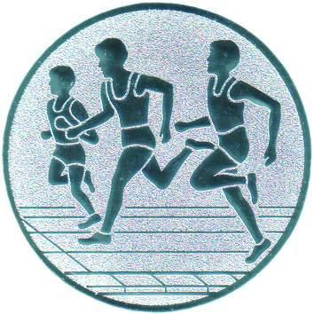 Emblem Laufen - Laufsport