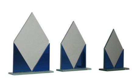 Glasständer Bremen 3er Serie 18cm-24cm