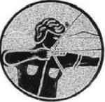 Emblem Bogenschiessen