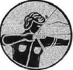 Embleme Bogenschießen