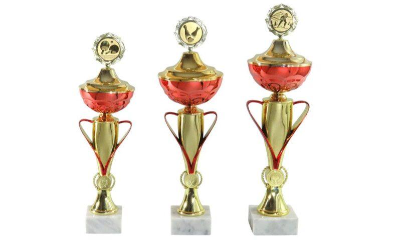 Metallpokale Wallersee - Pokale Kreisern - Ihr Spezialist für Sportpreise