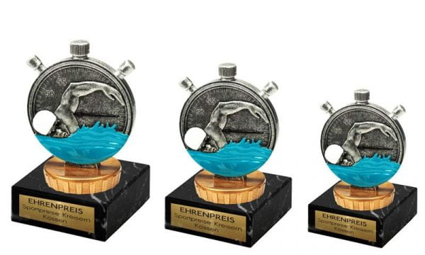 Schwimmpokale - Pokale Kreisern