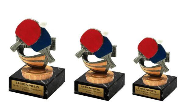 Tischtennispokale - Pokale Kreisern - Ihr Spezialist für Tischtennispokale