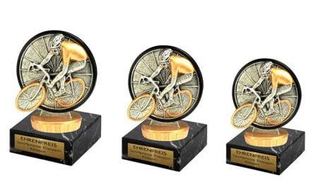 Radsportpokale 10cm-12cm