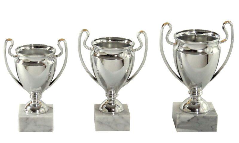 Henkelpokalserie Trier mit Henkel - Pokale Kreisern