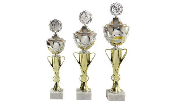 Pokalserie Velden gold-silber - Pokale Kreisern - Ihr Spezialist für Sportpreise