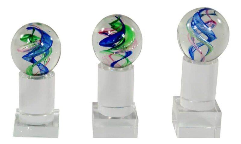 Glaskugel Pokale Cham