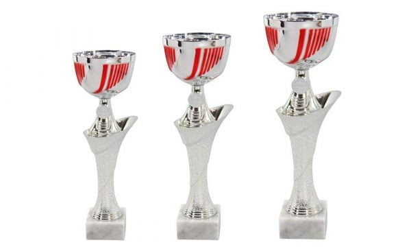 Designpokalserie Wengen gold
