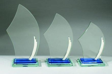 Glasständer Kufstein 3er Serie 18cm-24cm