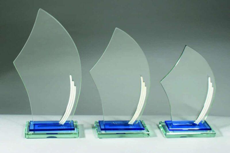 Glasständer Kufstein 3er Serie 18cm-24cm 1