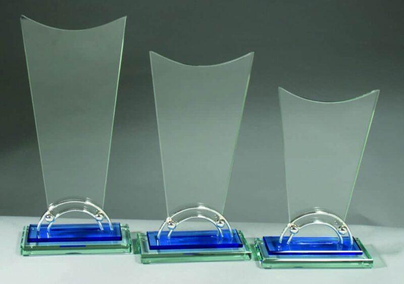 Glasständer Düsseldorf 3er Serie 18cm-24cm 1