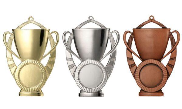Medaillen Kufstein Gold-Silber-Bronze