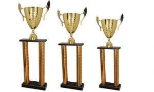 Wanderpokale für Spitzensportler 1
