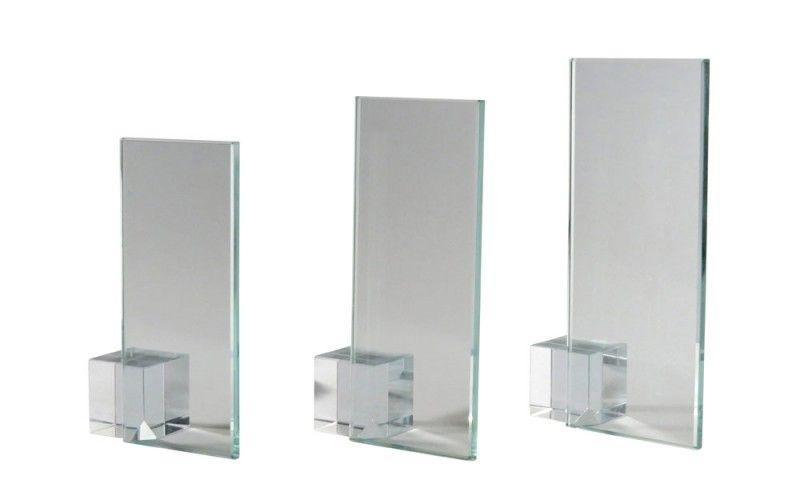 Schicke Glastrophäen für alle siegreichen Gewinner 1