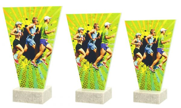 Laufsport Pokale