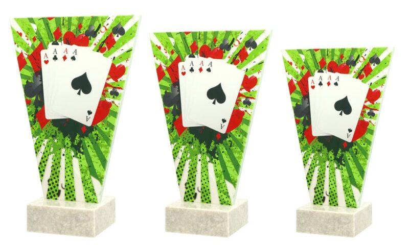 Poker-Skatpokale