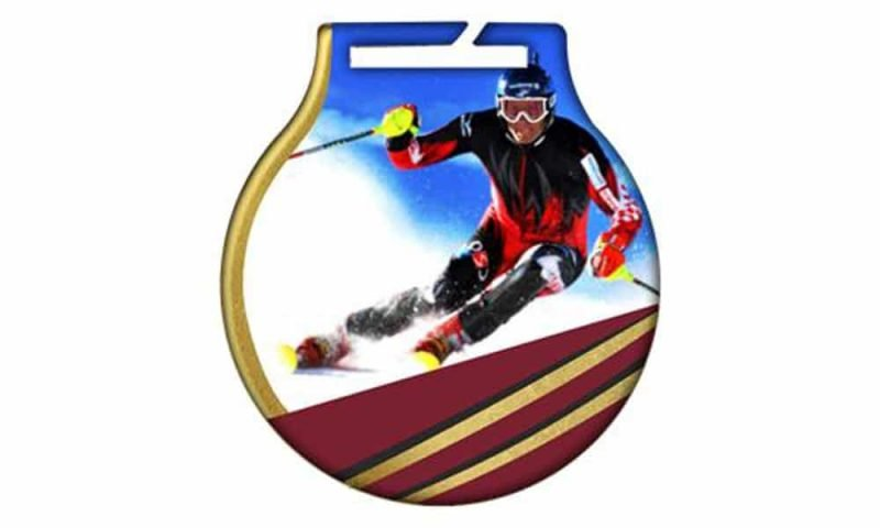 Ski Medaille