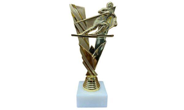 Skifahrer Trophy